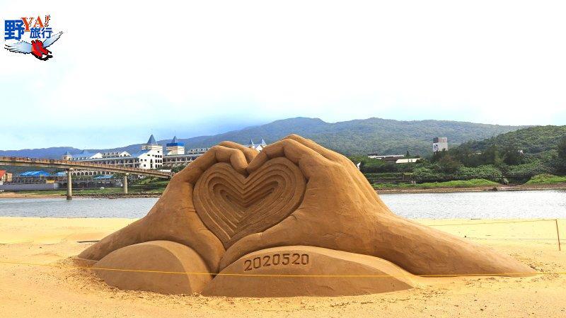 2020福隆國際沙雕藝術季開幕 巨人的夢遊世界邀您踏入小人國冒險旅程 @YA 野旅行-旅行不需要理由