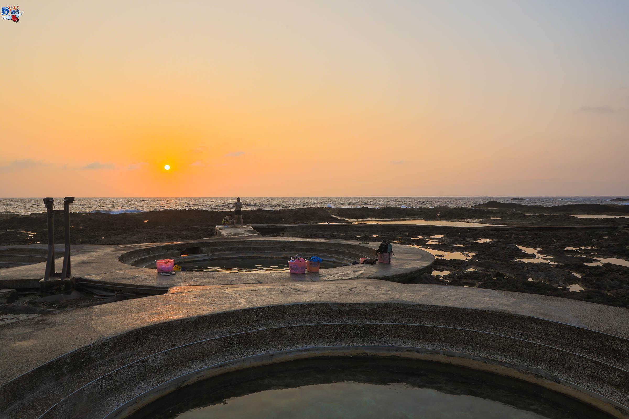 蔚藍大海洋溢希臘風情 綠島好望角民宿體驗潛水樂趣 @YA 野旅行-旅行不需要理由