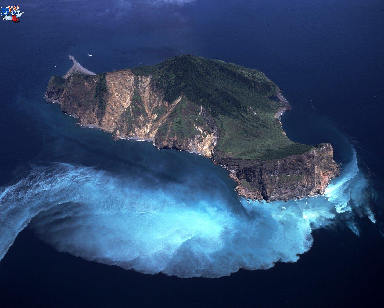 龜山島不只有牛奶海,管理處邀請專家學者揭秘 @YA 野旅行-旅行不需要理由