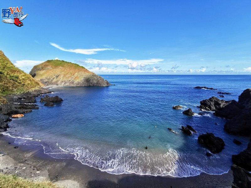 南方澳在地人私房景點 賊仔澳玻璃海灘美翻了 @YA 野旅行-旅行不需要理由