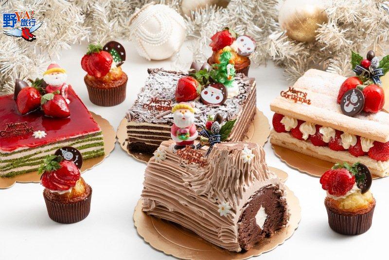 華國甜點遊戲 聖誕烘焙芬蘭香 @YA 野旅行-旅行不需要理由