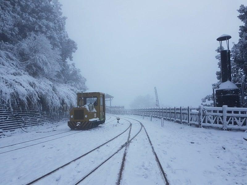 太平山最新雪況看這裡 @YA 野旅行-旅行不需要理由