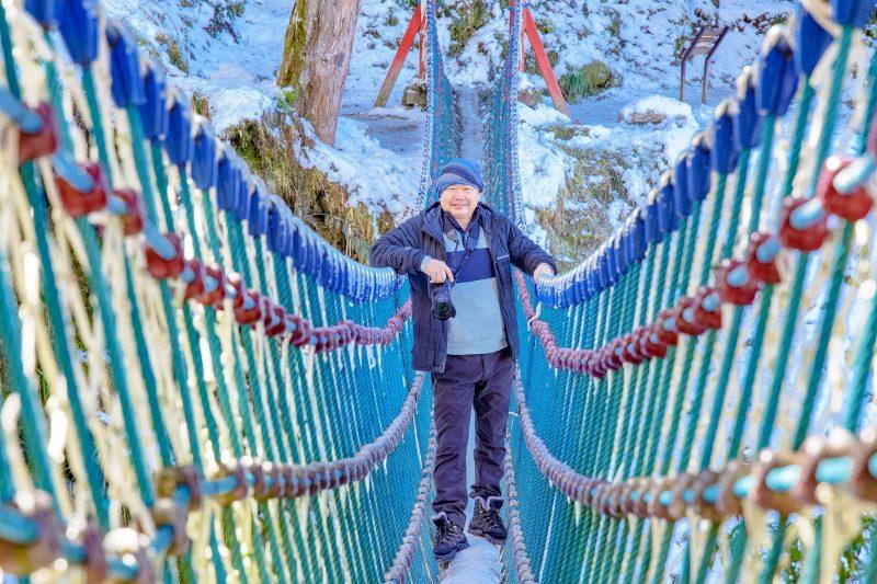 台7丙追雪最速報 冬陽殘雪美翻太平山 @YA 野旅行-旅行不需要理由